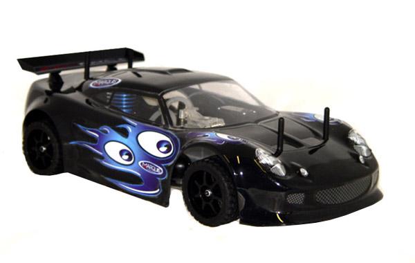 rc nitro  Lotus Elise front