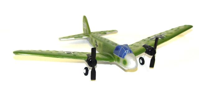 rc mars warbird airplane