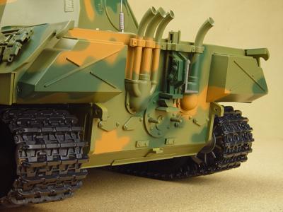 rc panthe tank
