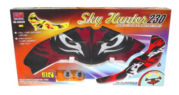 rc sky hunter unbreakable glider box