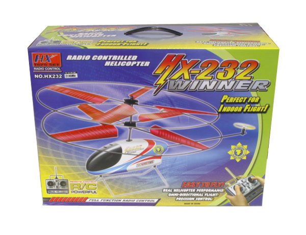 rc wild wheel helicopter box